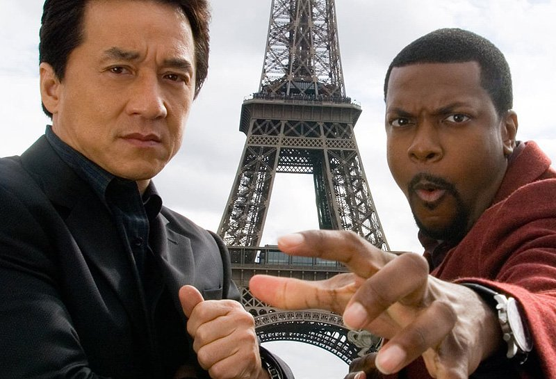 Chris Tucker Says Rush Hour 4 is a Go Project for Him
