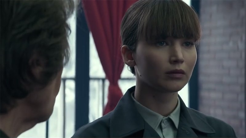New Red Sparrow Clip and TV Spot Released