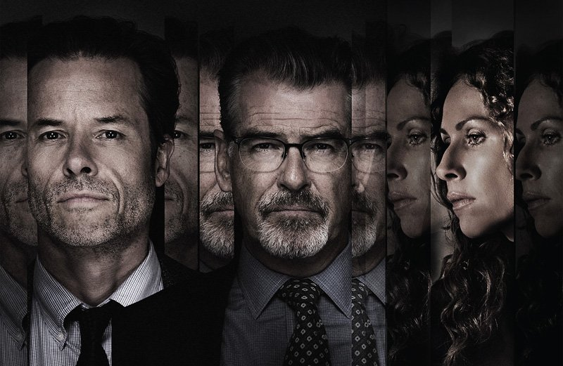 Spinning Man: New Trailer and Poster for Guy Pearce, Pierce Brosnan Thriller