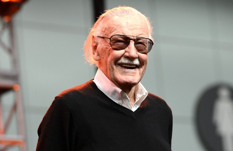 Stan Lee Rushed to Hospital ... Ticker Trouble, Bub!