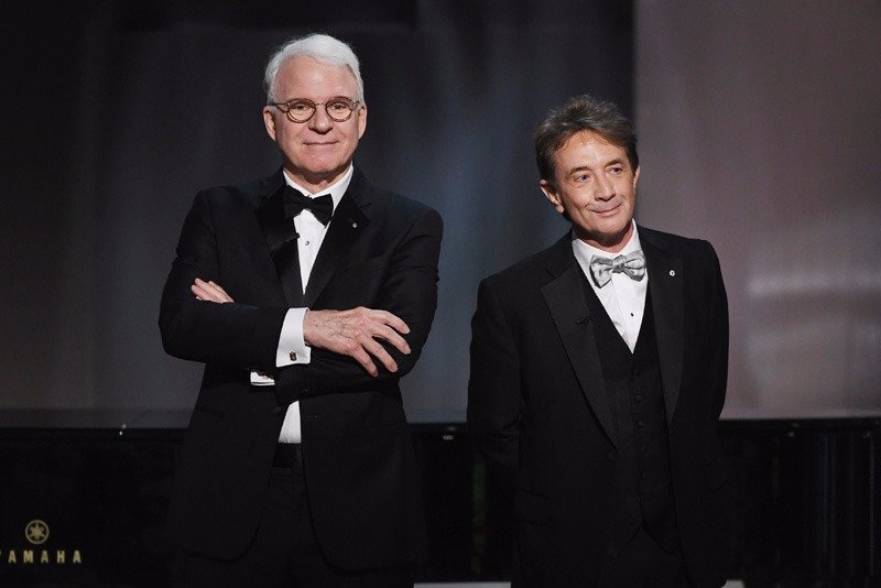 Steve Martin and Martin Short to Launch Netflix Comedy Special