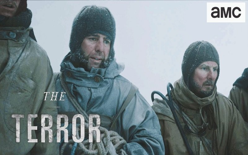 The Terror Releases Behind-the-Scenes Look at Season 1
