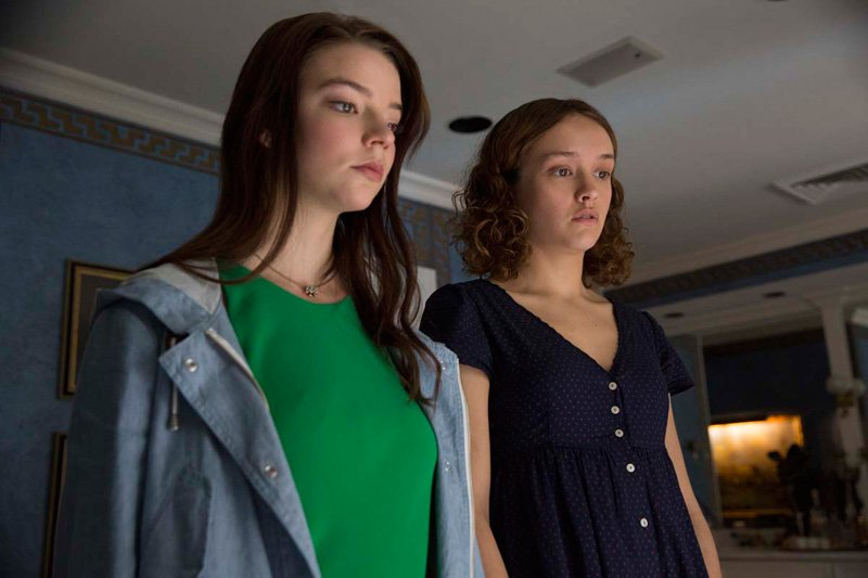Exclusive Thoroughbreds Clip Featuring Anya Taylor-Joy and Olivia Cooke