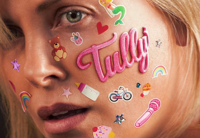 First Look at the Poster for Tully, Starring Charlize Theron