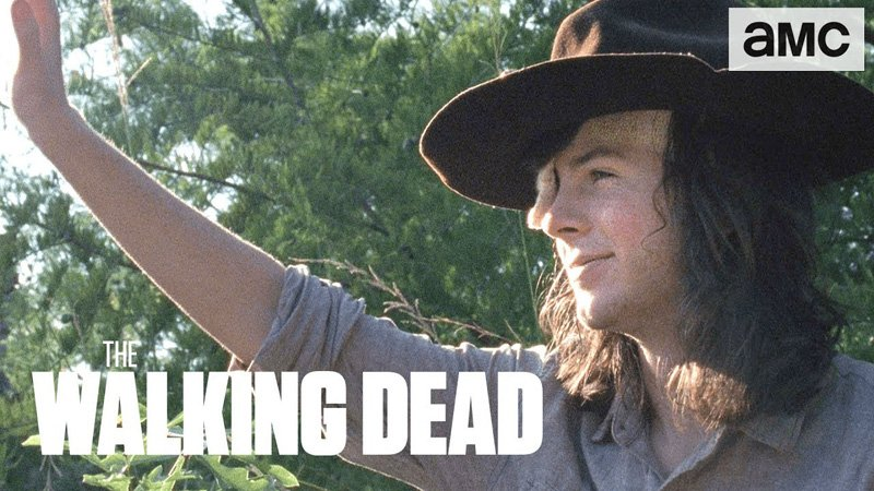 The Walking Dead Episode 8.10 Previews and a Farewell to Carl