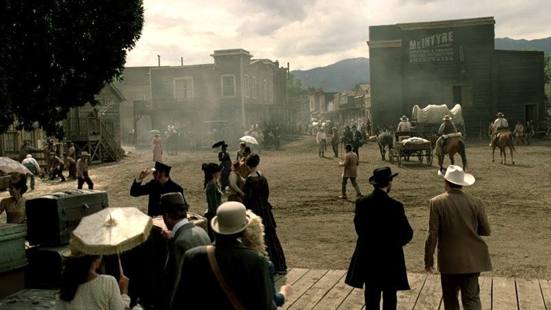 HBO Building Real 'Westworld' Outside Austin For South by Southwest