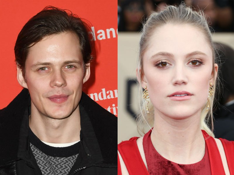 Bill Skarsgård and Maika Monroe join the dark comedy thriller Villains