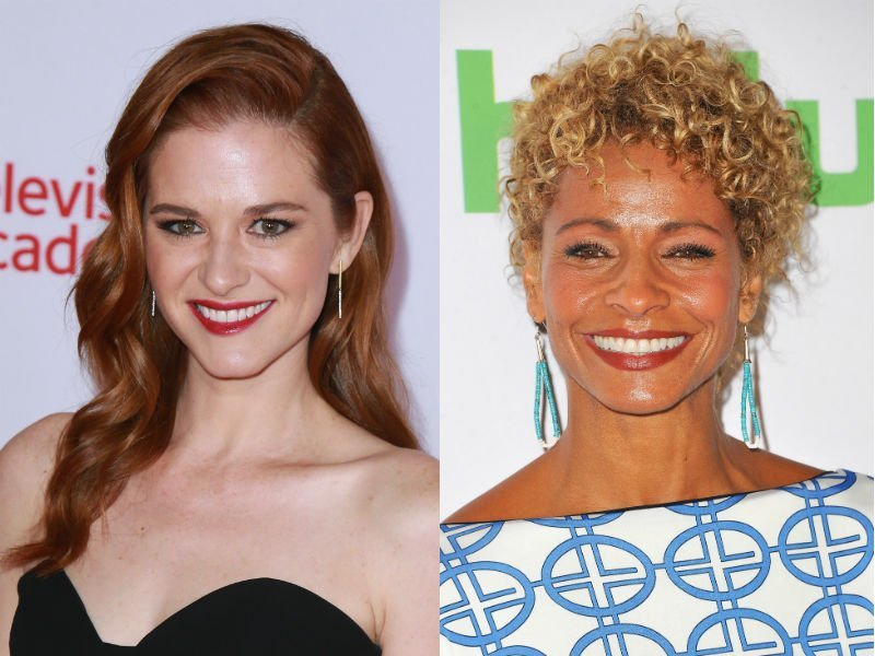 'Bye, Grey's Anatomy'! Sarah Drew to Play Cagney in 'Cagney & Lacey' Reboot