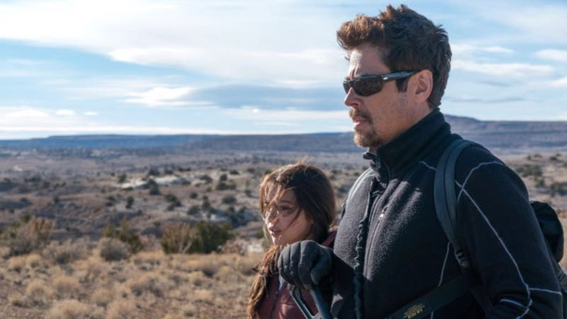 'Sicario: Day of the Soldado' Trailer