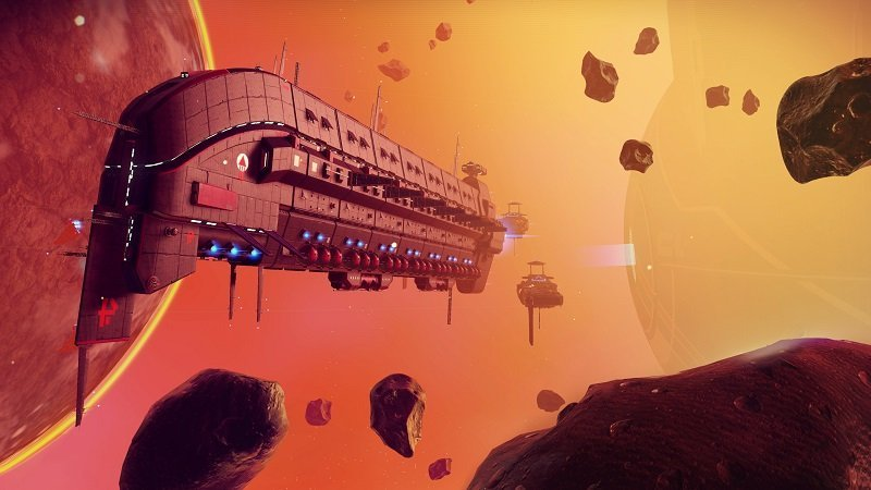 No Man's Sky Coming to Xbox One with Major Free Update