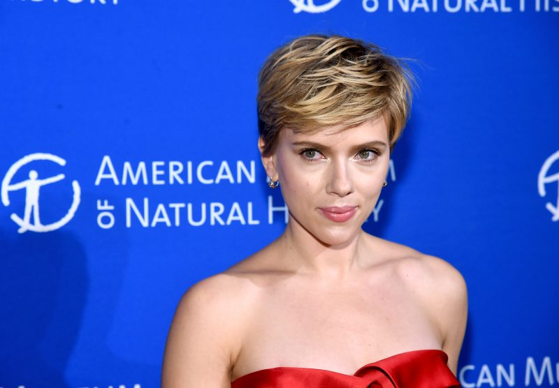 Scarlett Johansson is set to star in Taika Waitit's upcoming film JoJo Rabbit