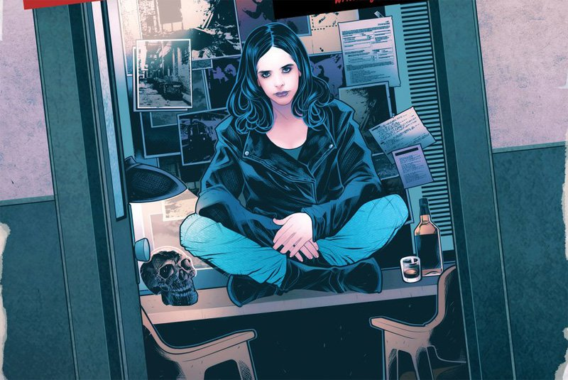 Jessica Jones Episode Titles Revealed in New Pulp Posters