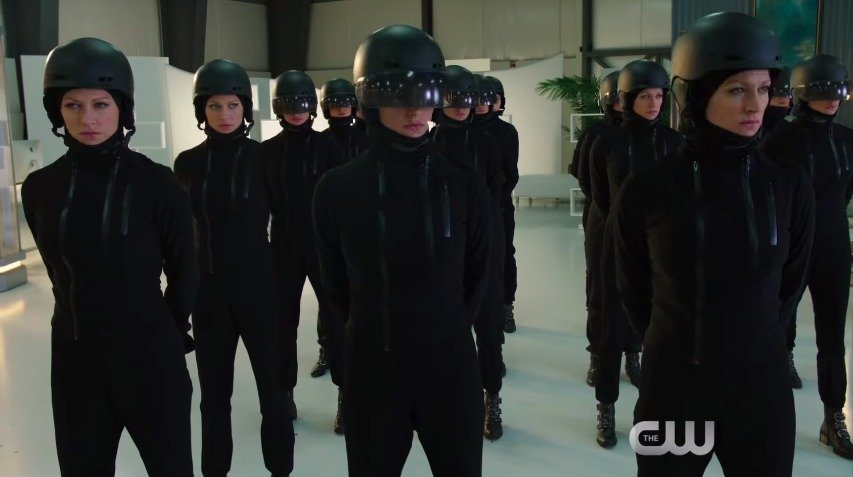 Evil Multiplies in New DC's Legends of Tomorrow Promo