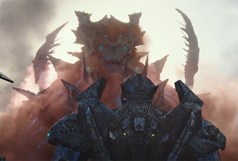 Pacific Rim Uprising Featurette Faces Down Some Kaiju