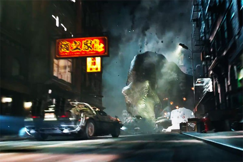 New Ready Player One Trailer Touts Glowing Reviews