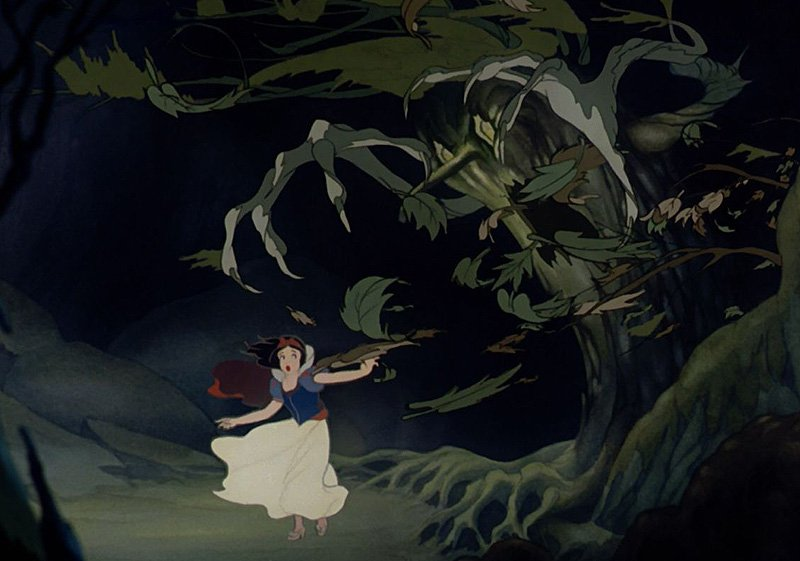 The 12 Scariest Classic Disney Movie Moments
