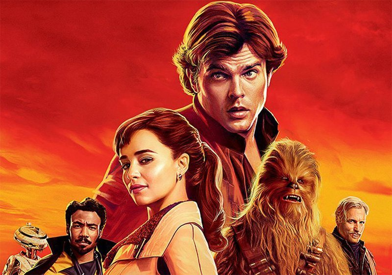 The New Solo: A Star Wars Story Trailer!