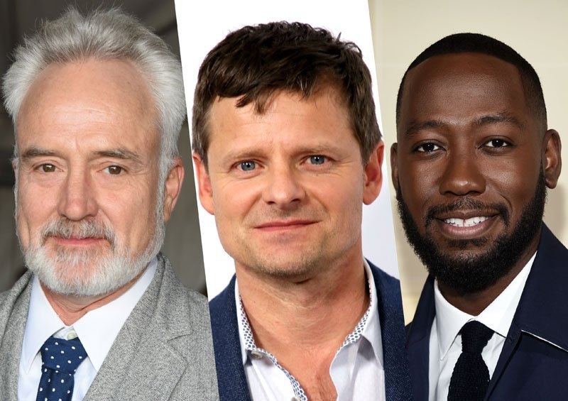 Valley of the Boom: Bradley Whitford, Steve Zahn & Lamorne Morris Cast