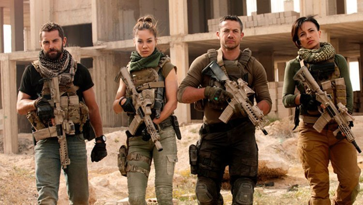 Strike Back Renewed for Season Six by Cinemax