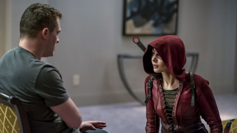 Thea Returns as Speedy in New Arrow Promo