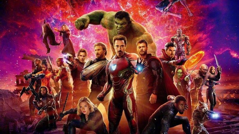 Avengers: Infinity War Secures Release Date in China