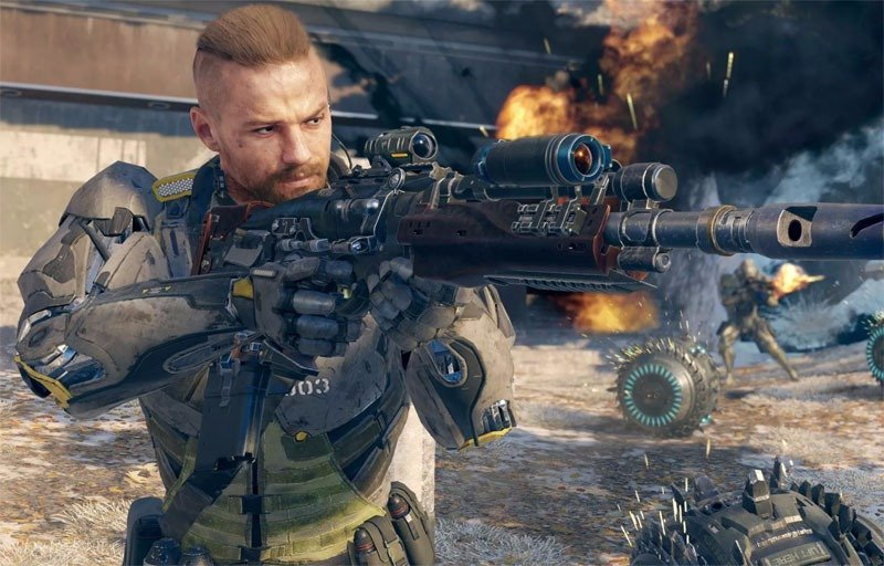 Rumor: Call of Duty: Black Ops 4 listed on Gamestop