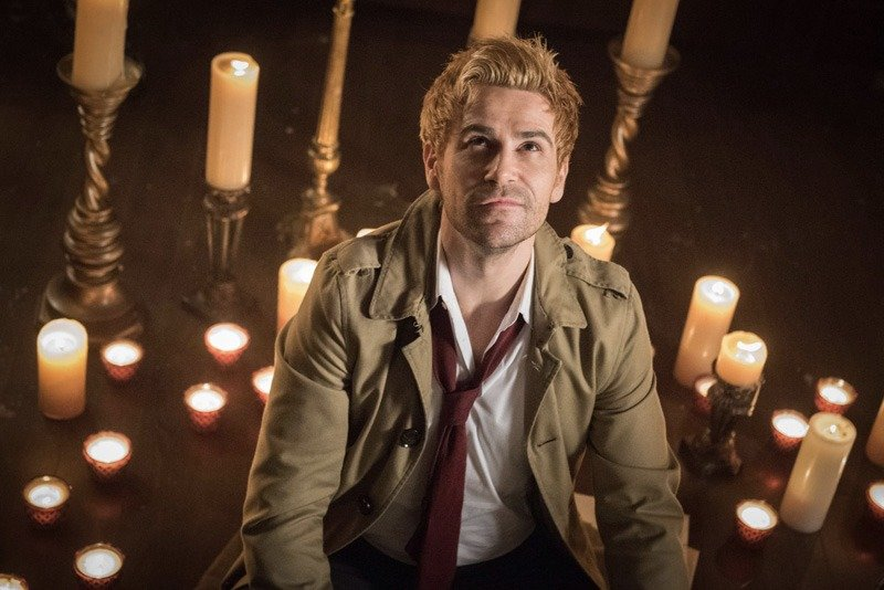Legends of Tomorrow: Matt Ryan's Constantine joins season 4 as regular