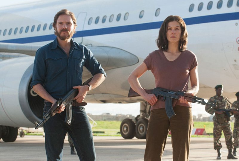 Watch an Exclusive 7 Days in Entebbe Clip!