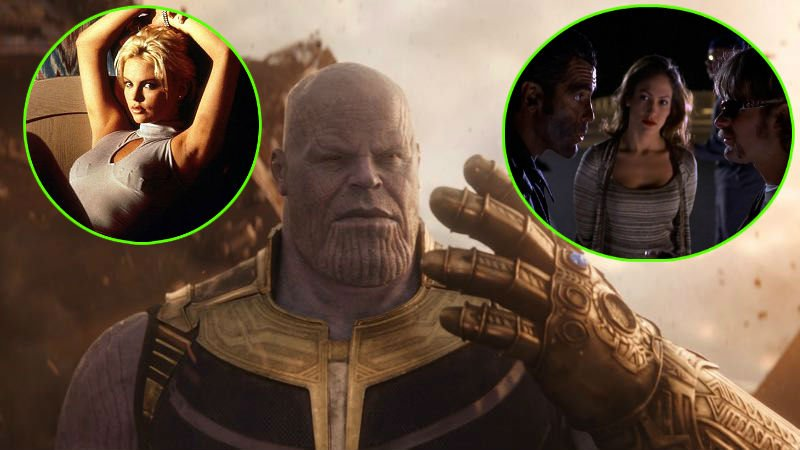 The Movies That Inspired Avengers: Infinity War