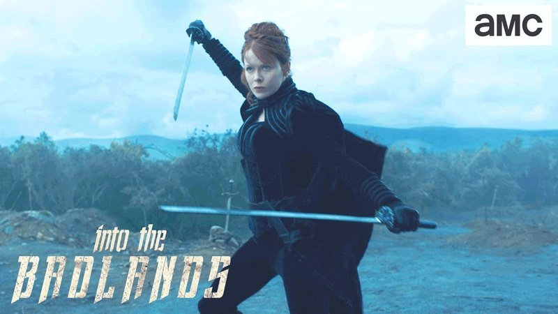 Into the Badlands Season 3 Official Trailer Released