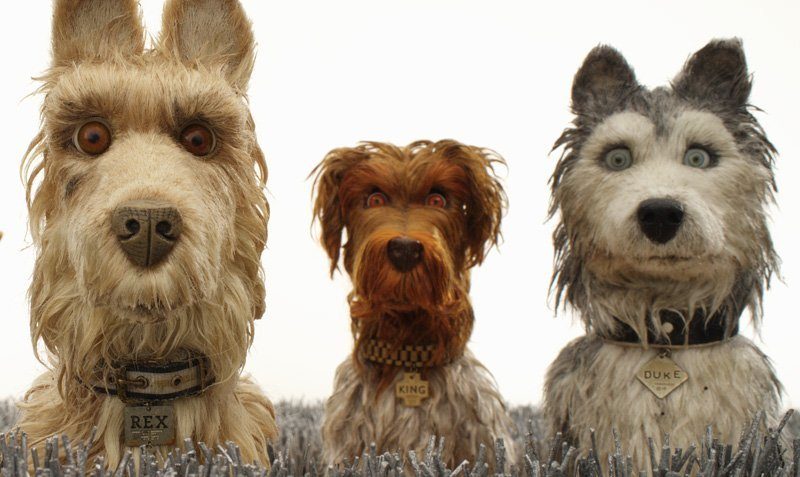 Exclusive Photos from Wes Anderson's Isle of Dogs