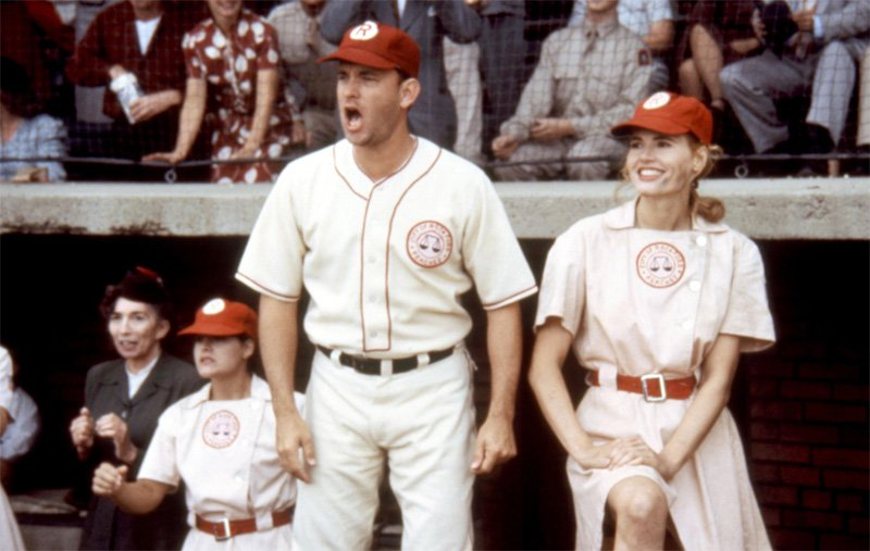 A League of Their Own Series in Development at Amazon Studios