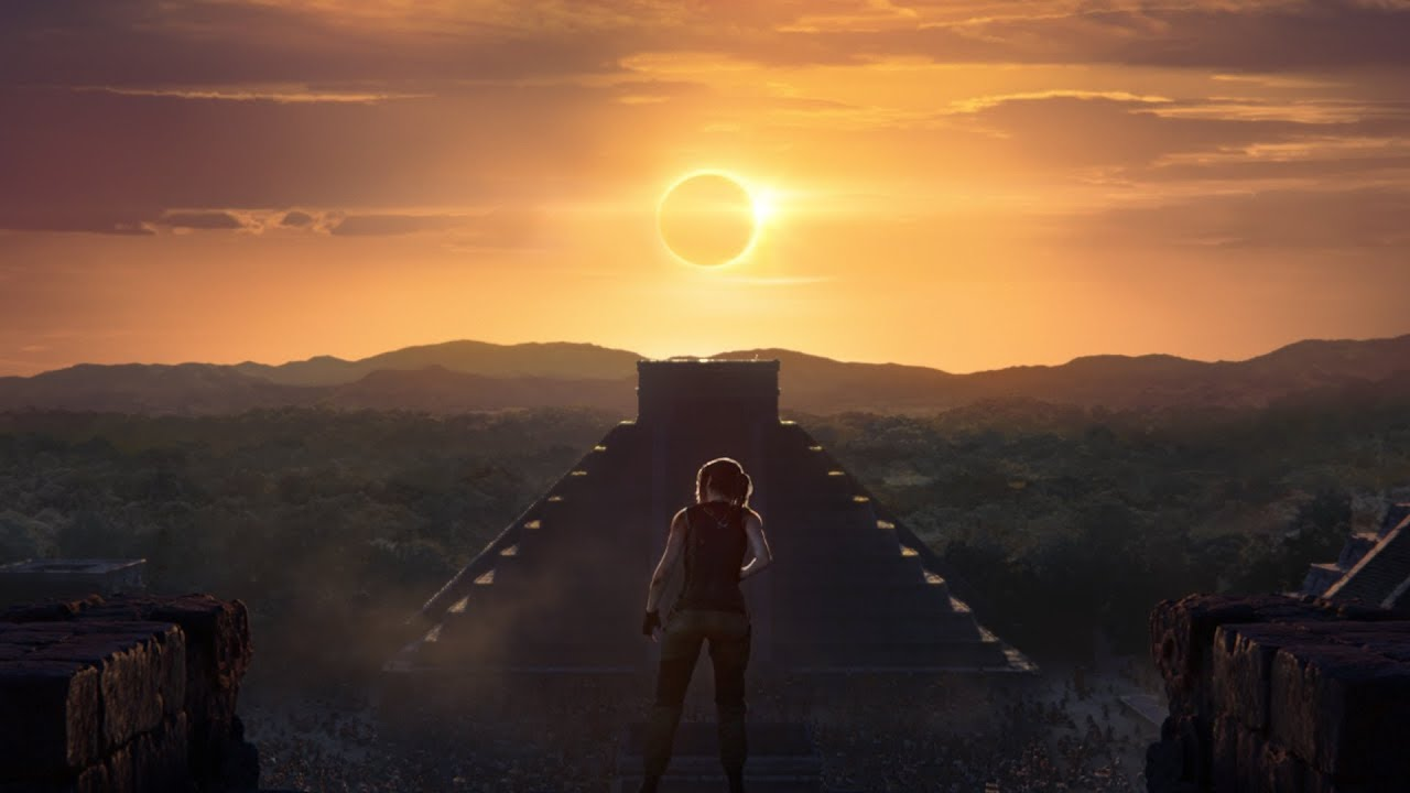 The Shadow of the Tomb Raider Teaser Trailer is Here!