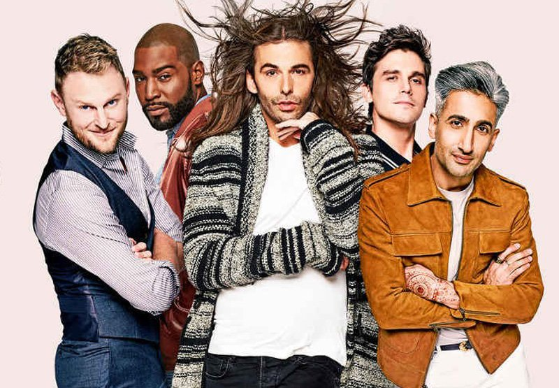 Queer Eye Renewed Along with Four Other Netflix Originals