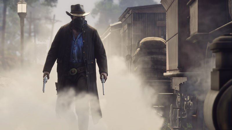 Prepare the Horses for the New Red Dead Redemption 2 Trailer