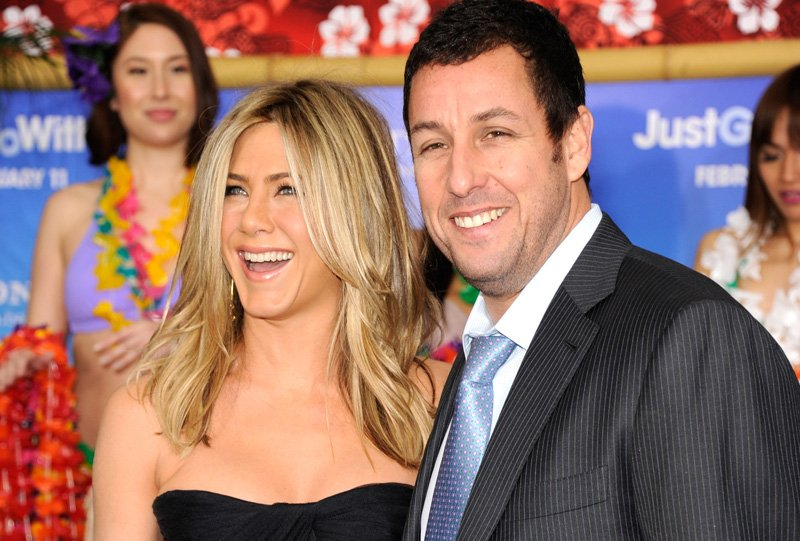 Adam Sandler and Jennifer Aniston to Reteam for Murder Mystery