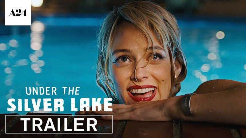 Under the Silver Lake Trailer: From the Director of It Follows