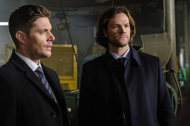 Supernatural 13.15 'A Most Holy Man' Promo