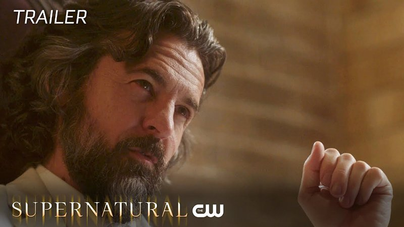 Supernatural 13.17 'The Thing' Promo
