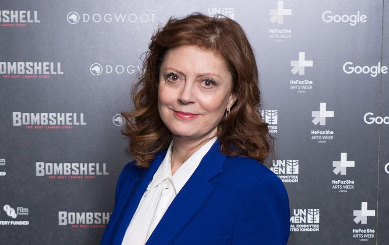 Susan Sarandon Starring in YouTube Red's Original Film Vulture Club