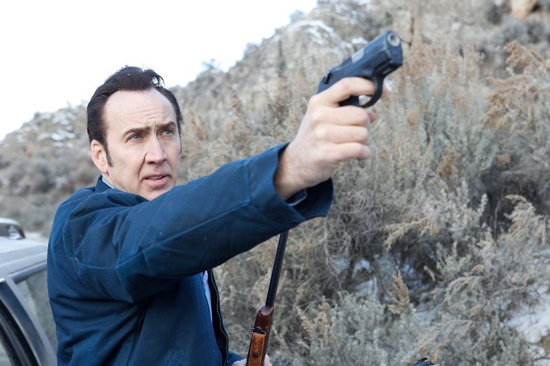 Nicolas Cage is Dogged in The Humanity Bureau Trailer
