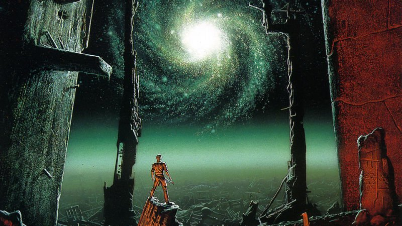 'Foundation' TV Series Based on Isaac Asimov Novels Heading to Apple