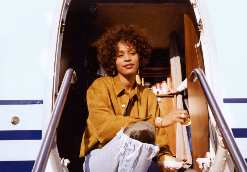'Whitney' Trailer Gives Never-Before-Seen Look into Singer's Past