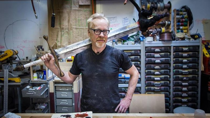 Adam Savage Returns to Host MythBusters Jr. on Science Channel!