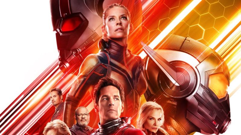 New Ant Man and The Wasp Poster Arrives New Trailer Tomorrow