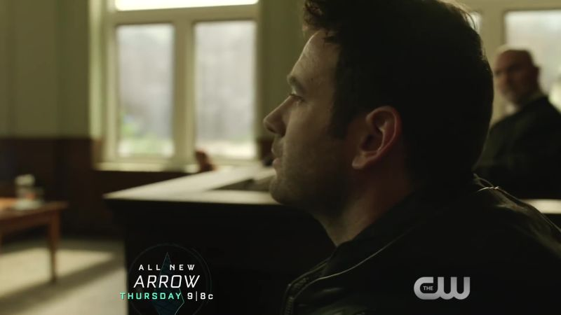 Colin Donnell Returns in Arrow Episode 6.21 Promo