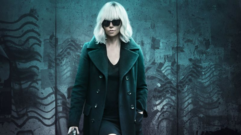 Theron Confirms Atomic Blonde Sequel in the Works