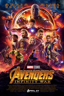 Avengers: Infinity War Review at ComingSoon.net