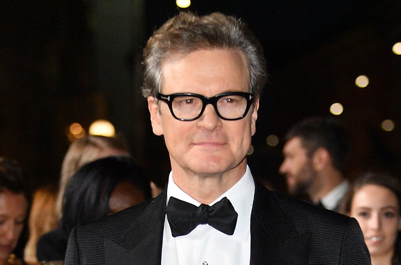 Colin Firth and Julie ...