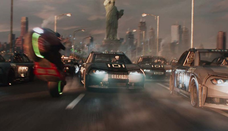 Watch the Copper Key Race from Ready Player One!